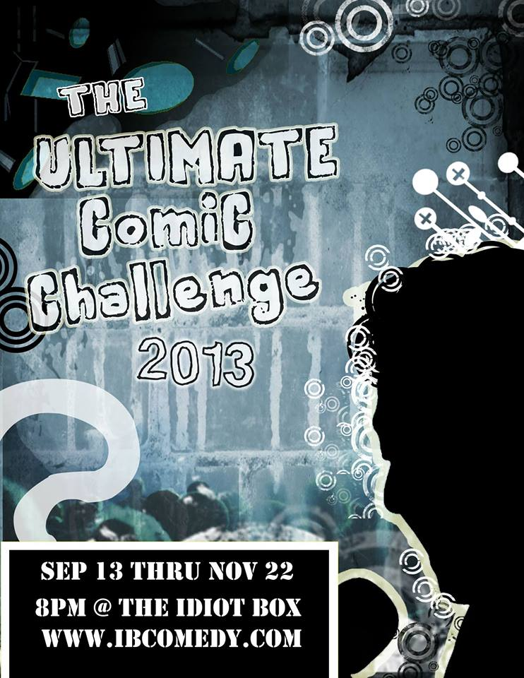 The Ultimate Comic Challenge