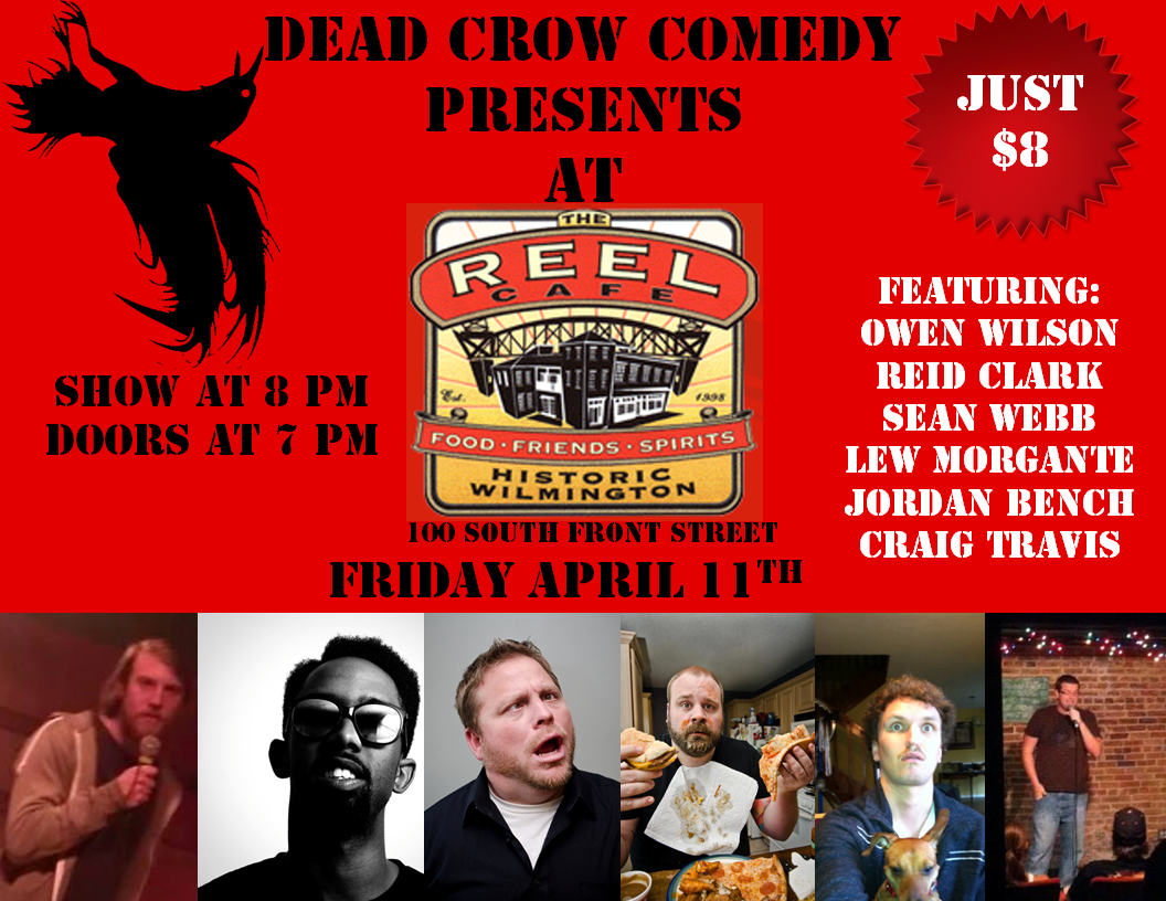 Dead Crow Showcase 4-11-2014