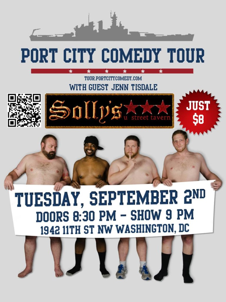 Port City Comedy Tour @ Solly's U Street Tavern | Washington | District of Columbia | United States