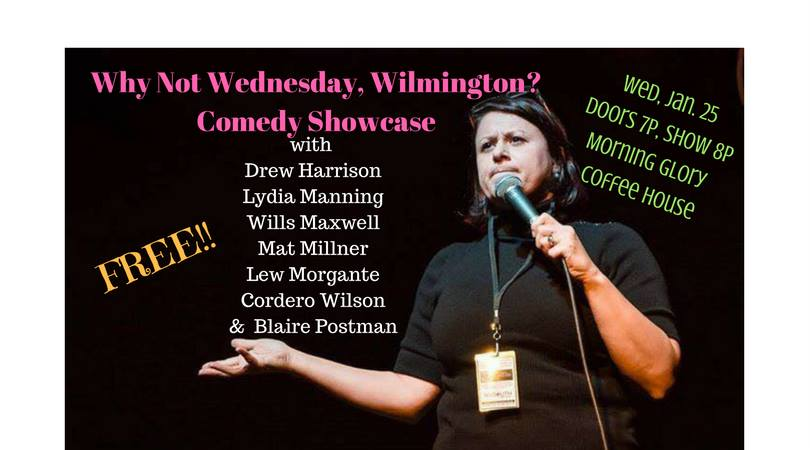 Why Not Wednesday, Wilmington! @ Morning Glory Coffee House | Wilmington | North Carolina | United States