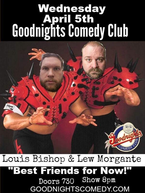 Best Friends For Now @ Goodnight's Comedy Club | Raleigh | North Carolina | United States